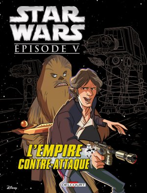Star Wars (Jeunesse) 5 - Star Wars Épisode V. L'Empire contre-attaque (Jeunesse)