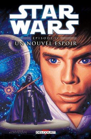 Star Wars 4 - Star Wars Épisode IV. Un nouvel espoir - Réédition 2015