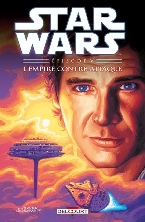 Star Wars 5 - Star Wars Épisode V. L'Empire contre-attaque - Réédition 2015