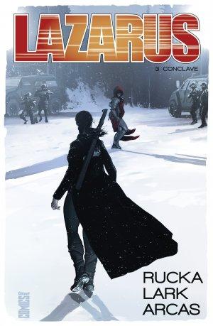 Lazarus # 3