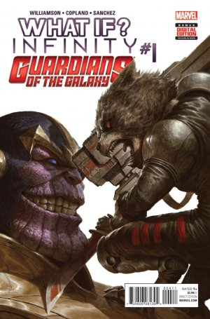 What if? Infinity - Guardians of the Galaxy # 1 Issues V1 (2015)