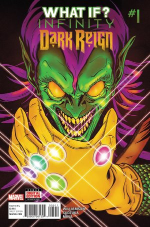 What If? Infinity - Dark Reign # 1 Issues V1 (2015)