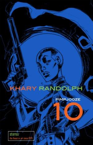 Pimpjooze 10 édition TPB softcover (souple)