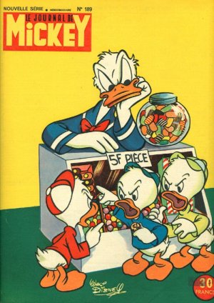 Le journal de Mickey 189