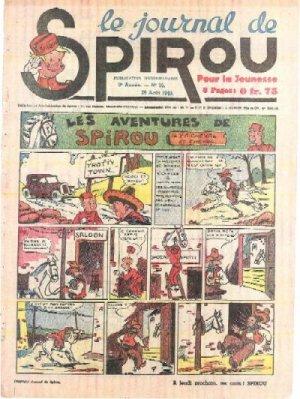 Le journal de Spirou # 124