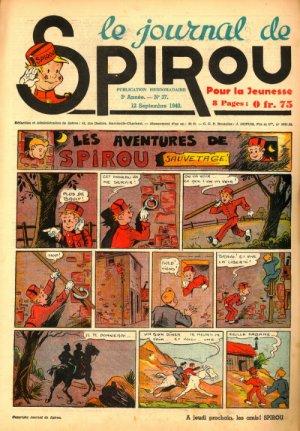 Album Spirou (recueil) # 126