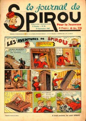 Album Spirou (recueil) # 127