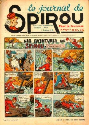 Album Spirou (recueil) # 129