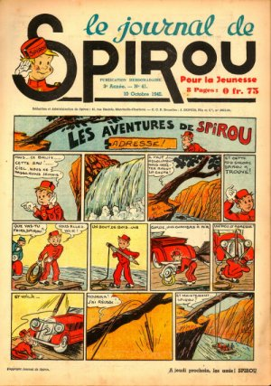 Album Spirou (recueil) # 130