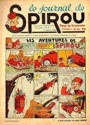Le journal de Spirou # 131