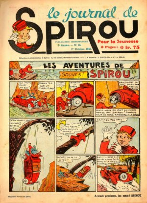 Album Spirou (recueil) # 131