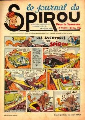 Le journal de Spirou # 132