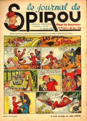 Le journal de Spirou # 133