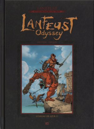 Lanfeust odyssey édition Deluxe
