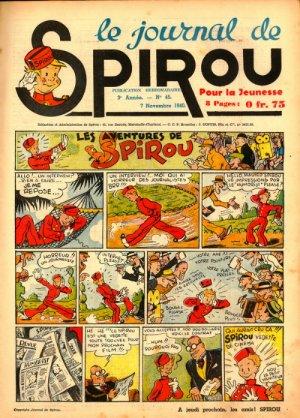 Le journal de Spirou # 134