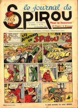 Album Spirou (recueil) # 136