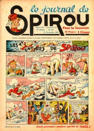 Album Spirou (recueil) # 139