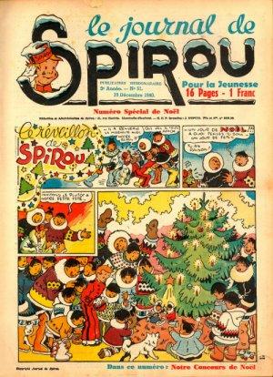 Le journal de Spirou # 140