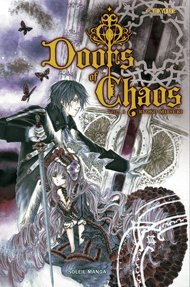 couverture, jaquette Doors of Chaos 3  (soleil manga)