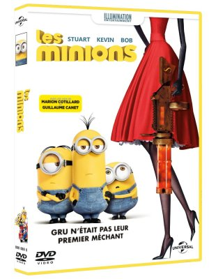 Les Minions édition Simple