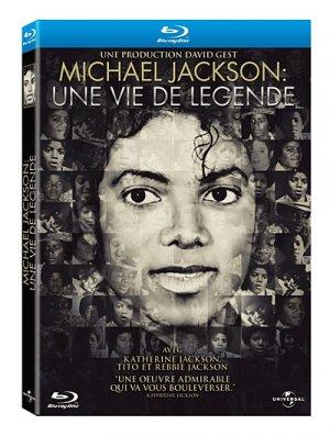 Michael Jackson - Une vie de legende édition Simple
