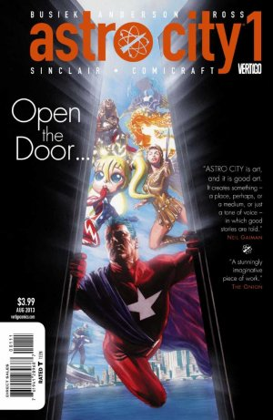 Kurt Busiek's Astro City édition Issues V3 (2013 - 2018)