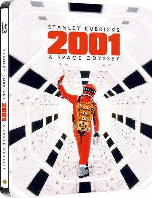 2001 : l'odyssée de l'espace édition Steelbook