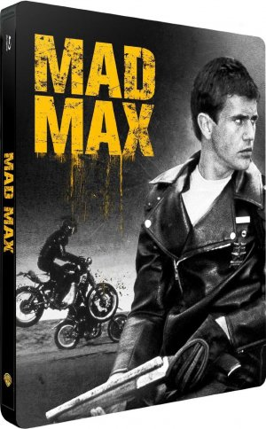 Mad Max édition Steelbook
