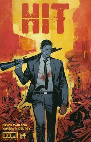 Hit # 4 Issues V1 (2013)
