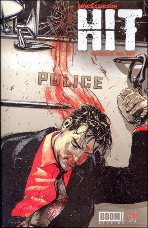 Hit édition TPB hardcover (cartonnée)
