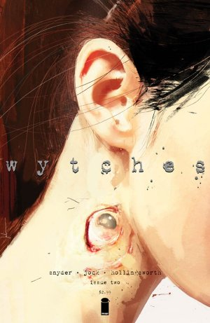 Wytches # 2 Issues