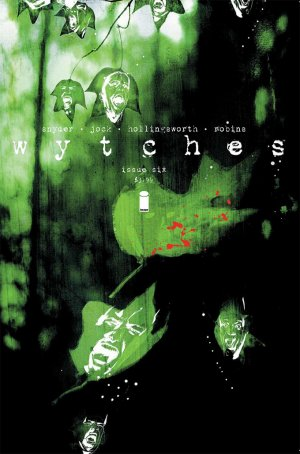 Wytches # 6 Issues