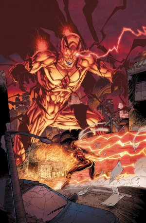 Flash # 45 Issues V4 (2011 - 2016) - The New 52