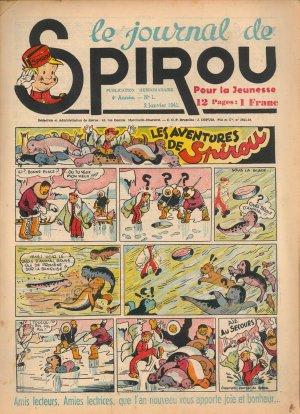 Le journal de Spirou # 142