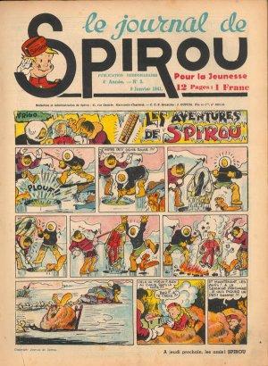 Album Spirou (recueil) # 143