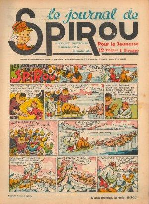 Le journal de Spirou # 144