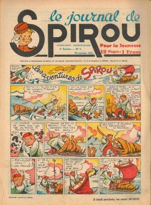 Album Spirou (recueil) # 145