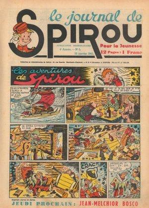 Le journal de Spirou # 146