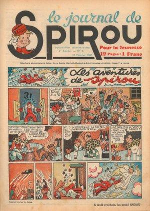 Le journal de Spirou # 148