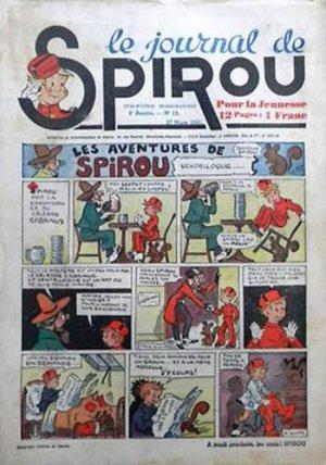 Le journal de Spirou # 154