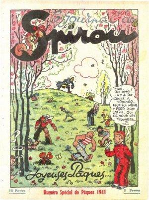 Album Spirou (recueil) # 156