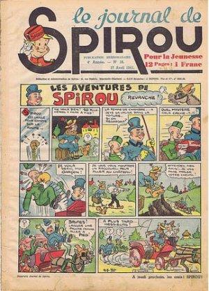 Album Spirou (recueil) # 157