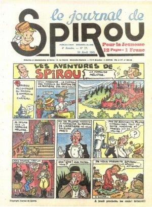 Le journal de Spirou # 158