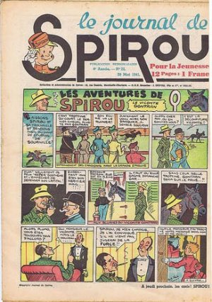 Album Spirou (recueil) # 163