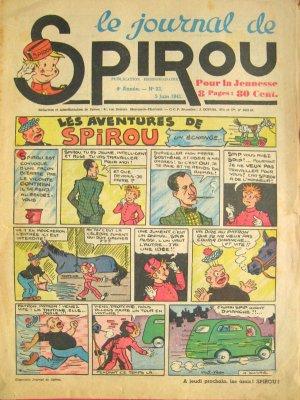 Le journal de Spirou # 164