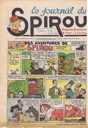 Le journal de Spirou # 166