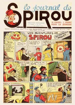 Album Spirou (recueil) # 172