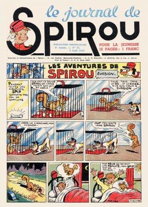 Le journal de Spirou # 173
