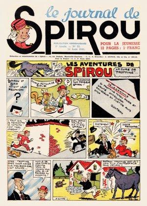 Le journal de Spirou # 174