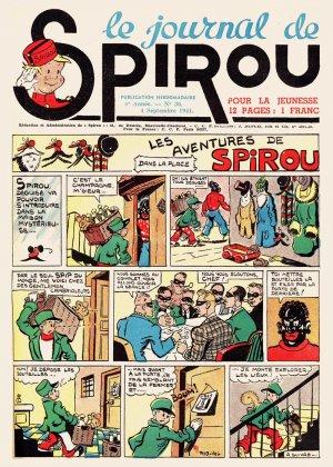 Le journal de Spirou # 177